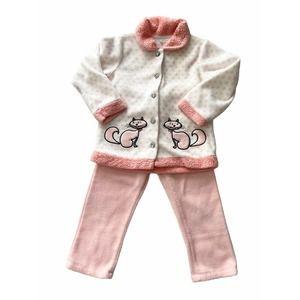 Toughskins 2-Piece Outfit Fleece Size 4T